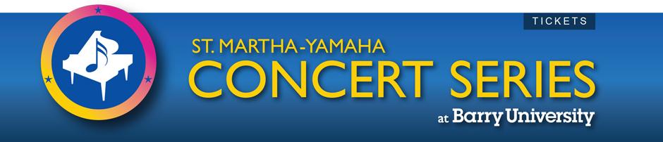 St. Martha Concerts